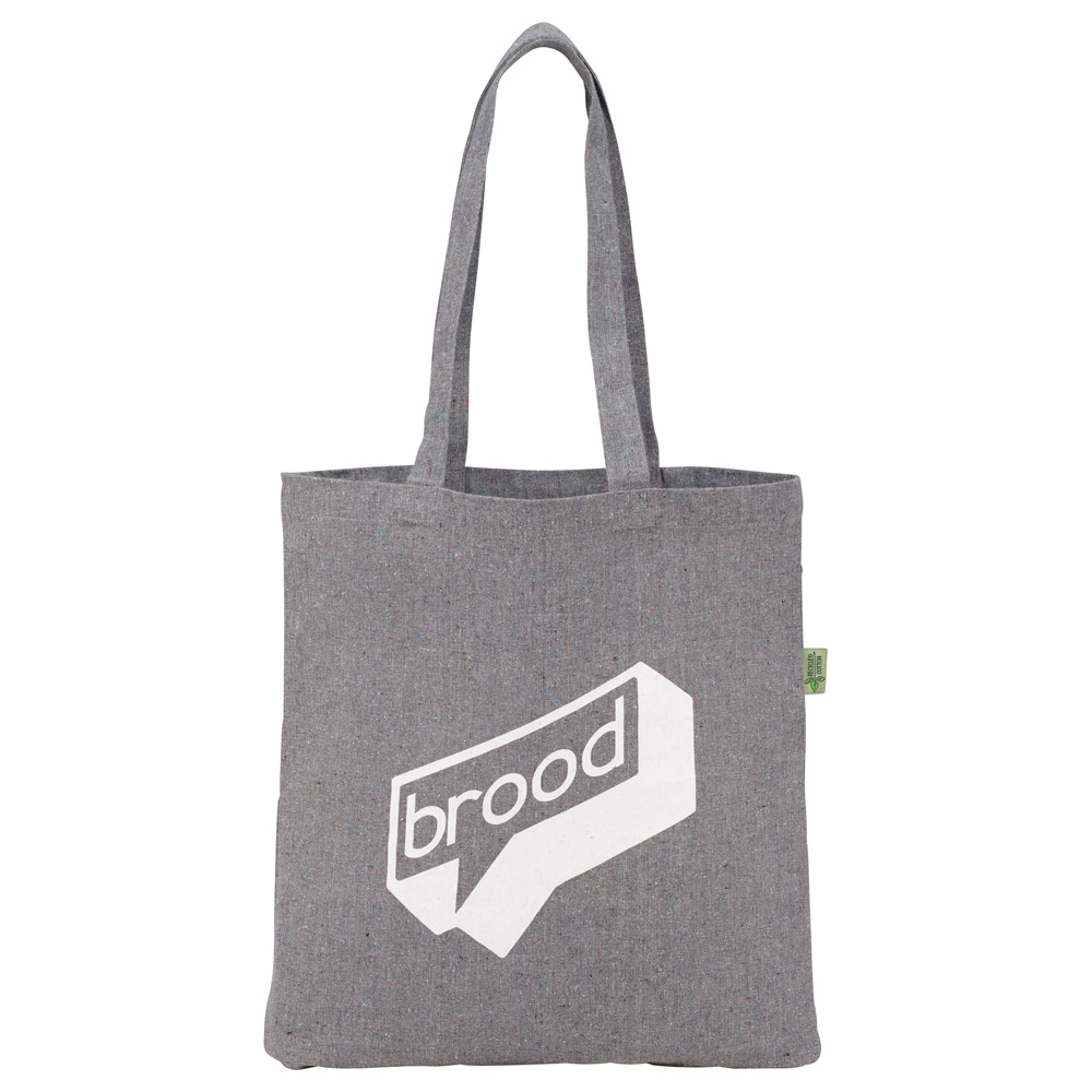 Recycled Cotton Convention Tote- SC104